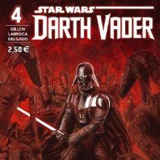 Cómics: STAR WARS - DARTH VADER NÚMERO 4 - PLANETA CÓMIC. Lote 57971007