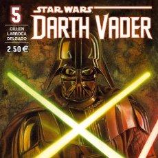 Cómics: STAR WARS - DARTH VADER NÚMERO 5 - PLANETA CÓMIC. Lote 57971017