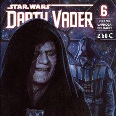 Cómics: STAR WARS - DARTH VADER NÚMERO 6 - PLANETA CÓMIC. Lote 57971026