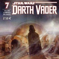 Cómics: STAR WARS - DARTH VADER NÚMERO 7 - PLANETA CÓMIC. Lote 57971039