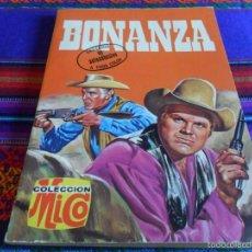 Cómics: COLECCIÓN MICO BONANZA II. FHER 1962. 35 PTS. MUY BUEN ESTADO SIN EL OBSEQUIO. . Lote 57992592
