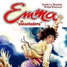 Cómics: EMMA ES ENCANTADORA VOL. 1. ED. GLENAT. TAPA DURA. NUEVO. Lote 57995069