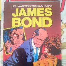 Cómics: JAMES BOND -- JIM LAWRENCE - YAROSLAV HORAK - N 7. Lote 58067215