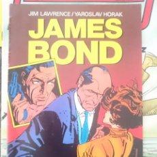 Cómics: JAMES BOND -- JIM LAWRENCE - YAROSLAV HORAK - N 7. Lote 58067219