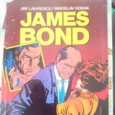 Cómics: JAMES BOND -- JIM LAWRENCE - YAROSLAV HORAK - N 7. Lote 58067227
