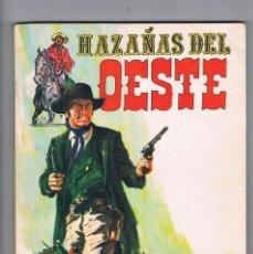 Cómics: HAZAÑAS DEL OESTE G4 EDICIONES TOMO INCLUYE NÚMEROS 1 A 4. Lote 58143811