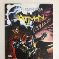Cómics: BATMAN CONVERGE EN HORA CERO - CONVERGENCIA - ECC. Lote 58145455