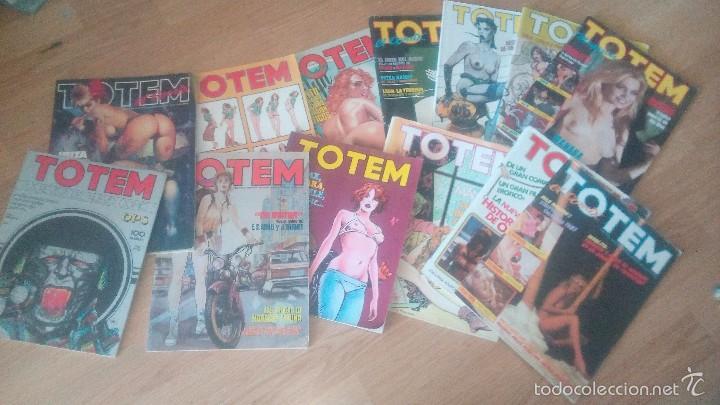 LOTE TOTEM - 13 COMICS (Tebeos y Comics Pendientes de Clasificar)