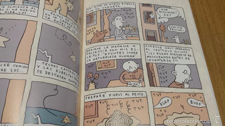 Cómics: UN CUARTO DE POLLO / LLUEVE. MAX CACHIMBA. ED / PONENT- COL SOLYSOMBRA - NUEVO. - Foto 2 - 58283906