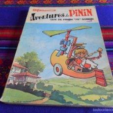Cómics: AVENTURES DE PINÍN QUE DE PINON YE SOBRIN. ALFONSO IGLESIAS 1971. MUY RARO.. Lote 58298886