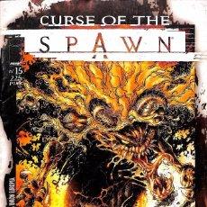 Cómics: CURSE OF THE SPAWN NUMERO 15. Lote 58321476