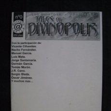 Cómics: TALES OF DIVINOPOLIS - JOE MC INTOSH & PEREZ PEREZ - NUTOPI@ COMICS 2001.. Lote 58397783