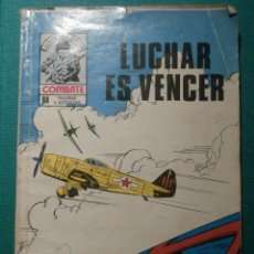 Cómics: COMIC LUCHAR ES VENCER - COLECCION COMBATE Nº 244 - TEBEO BÉLICO - REVISTA GRÁFICA SEMANAL -. Lote 58432480