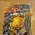 Cómics: MOT Y EL COLECCIONISTA, de Azpiri y Nacho. FIRMADO POR AZPIRI.. Lote 58477696