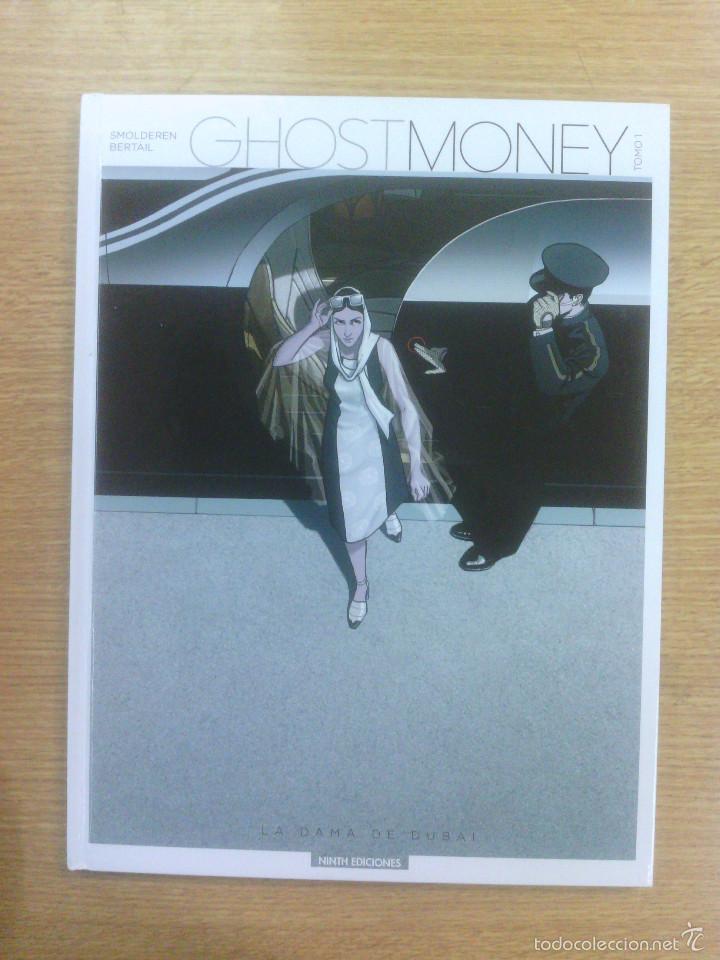 GHOST MONEY #1 LA DAMA DE DUBAY (NINTH EDICIONES) (Tebeos y Comics - Comics otras Editoriales Actuales)
