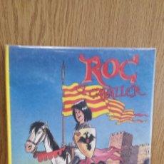 Cómics: ROC EL CAVALLER. PEP MONYARCH. ED / VIRGILI I PAGÉS - 1988. TAPA DURA.. Lote 58481469