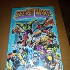 Cómics: MARVEL SECRET WARS TOMO FORUM. Lote 83977459