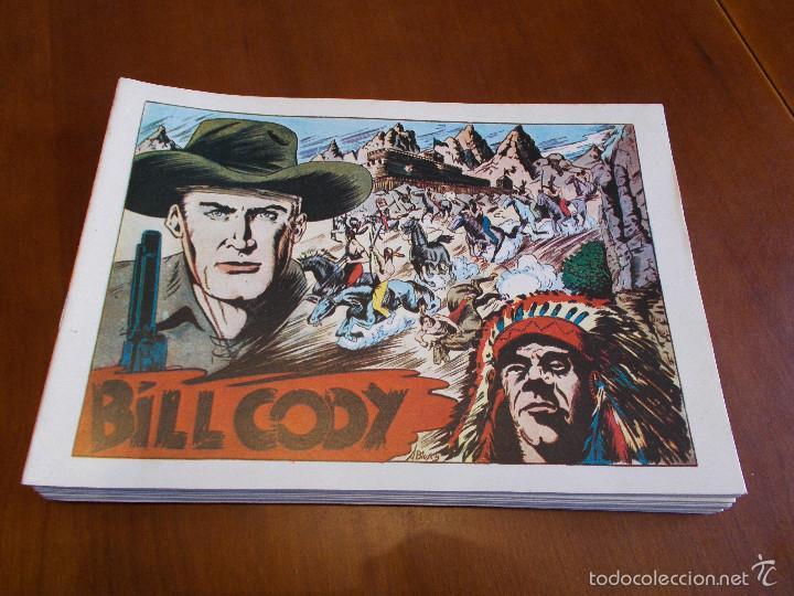 BILL CODY - COLECCIÓN COMPLETA 16 NÚMEROS (REEDICIÓN) (Tebeos y Comics - Comics Pequeños Lotes de Conjunto)