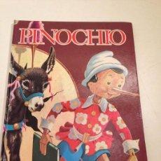 Cómics: COLECCION NIEVE Nº 1 PINOCHIO. PINOCHO. EDITORIAL FHER.. Lote 58502192