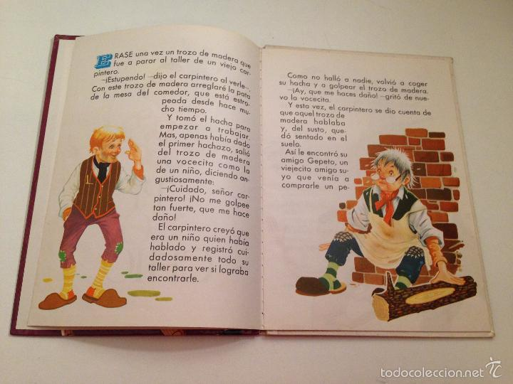 Cómics: COLECCION NIEVE Nº 1 PINOCHIO. PINOCHO. EDITORIAL FHER. - Foto 2 - 58502192