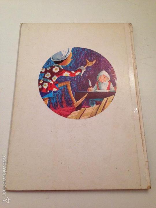 Cómics: COLECCION NIEVE Nº 1 PINOCHIO. PINOCHO. EDITORIAL FHER. - Foto 3 - 58502192