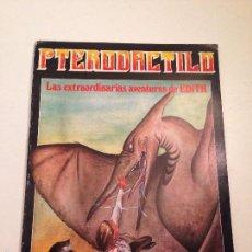 Cómics: COLECCION COMPLETA DE 1 NUMERO. PTERODACTILO LAS EXTRAORDINARIAS AVENTURAS DE EDITH. FINHAXEL 1983.. Lote 58504223
