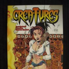 Cómics: CREATURES - Nº 1 - DUDE COMICS.. Lote 58527115