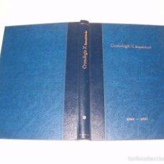 Cómics: VV. AA. CRONOLOGÍA X. VOLUMEN TERCERO: RENACIMIENTO. 1989 - 1992. RMT75943. . Lote 58529433