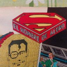 Cómics: EL HOMBRE DE ACERO - EL SECRETO REVELADO - Nº 63 - EDIT. CINCO - COLOMBIA - 1985. Lote 58556667