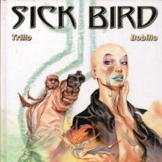 Cómics: SICK BIRD 1: EL TATUAJE -IMÁGICA CÓMICS 2001-. Lote 58558047
