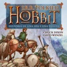 Cómics: EL HOBBIT - HISTORIA DE UNA IDA Y UNA VUELTA - J.R.R. TOLKIEN. Lote 58577808