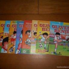 Cómics: LOTE 8 TEBEOS OLIVER Y BENJI. REVISTA SEMANAL CAMPEONES DE MULTILIBRO S.A. NºS 2 4 5 6 8 10 11 14. Lote 58587565