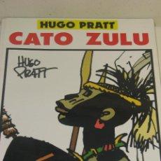 Cómics: CATO ZULU DE HUGO PRATT. Lote 58595168