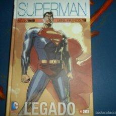 Cómics: SUPERMAN LEGADO ECC EDICIONES DC CÓMICS. Lote 58595866