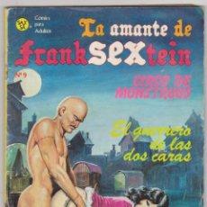 Cómics: LA AMANTE DE FRANKSEXTEIN Nº 9.. Lote 58612485