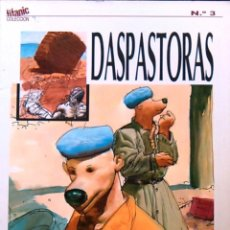 Cómics: DAPASTORAS. TITANIC COLECCIÓN, Nº 3.. Lote 58690043