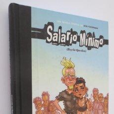 Cómics: SALARIO MINIMO. Lote 58783896