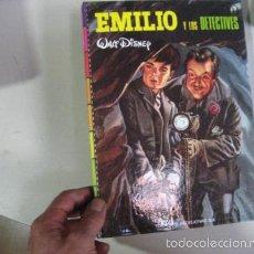 Comics: WALT DISNEY COLECCION LARGOMETRAJE EMILIO Y LOS DETECTIVES , ROB ROY . Lote 58784566