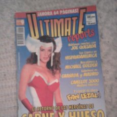 Cómics: ULTIMATE REPORTS NÚMERO 9. Lote 58786461