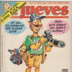 Cómics: EL JUEVES . LOTE DE 4 EJEMPLARES: 692,721,751 Y 883.. Lote 59069110