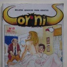 Cómics: CORNIS - NUMERO 13. Lote 59174005