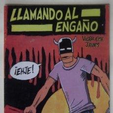Cómics: LLAMANDO AL ENGAÑO - Nº 4 - MONOGRAFICOS DEL TIO SAIN. Lote 59174870