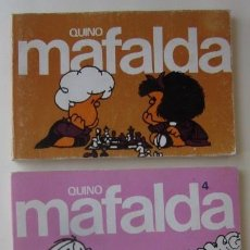 Cómics: MAFALDA - Nº1 Y 4 - EDITORIAL LUMEN. Lote 59194800