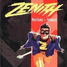 Cómics: ZENITH: COLECCION COMPLETA EN 5 TOMOS: GRANT MORRISON. Lote 59544975