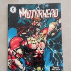 Comics: MOTORHEAD PRESTIGIO WORLD COMICS Nº 2 - POSIBLE ENVÍO GRATIS. Lote 130198634