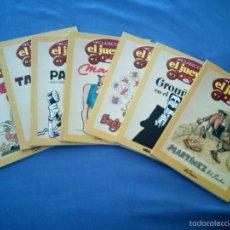 Cómics: LOTE CLASICOS EL JUEVES (7 EJEMPLARES: Nº 2, 3, 4, 6, 8, 9 Y 11)(VER RELACION). Lote 59683599