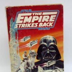 Cómics: COMIC STAR WARS - EL IMPERIO CONTRAATACA - STAN LEE Y MARVEL - 1980 - IDEAL COLECCIONISTAS. Lote 59708307