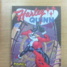 Cómics: HARLEY QUINN #1 PRELUDIOS Y CHISTES MALOS (ECC EDICIONES). Lote 59720275