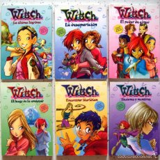 Cómics: COMIC . CUENTO .. WITCH . LOTE X 6 . AÑO 2004. Lote 59761656