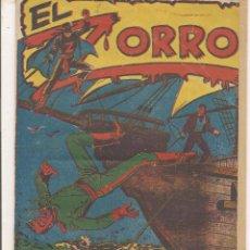 Cómics: EL ZORRO. Nº 1. UN CABALLERO DE CALIFORNIA. EXCLUSIVAS FERMA.¡¡ ORIGINAL !!. (MA)C/30. Lote 59885491